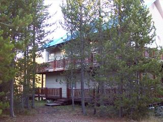 Three Bear Lodge on the Island Park Reservoir. - Island Park vacation rentals