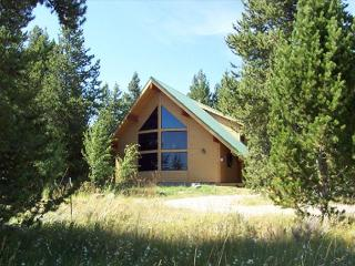 Standing Pine sits on 10 acres of privacy. - Island Park vacation rentals