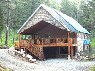 Trophy Lodge is perfect for those large family gatherings. - Island Park vacation rentals