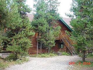 Macks Inn Manor is just a short walk to the Henrys Fork River - Island Park vacation rentals
