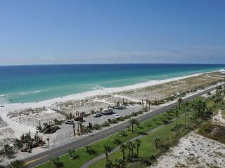 2 bdr Portofino w/stunning Gulf & beach views from10th flr! - Pensacola Beach vacation rentals