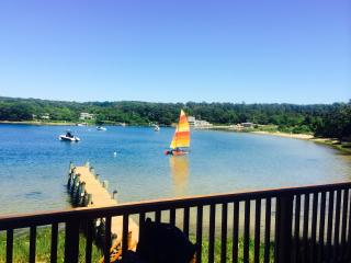 Lagoon oasis- Prime weeks of Aug open!! - Martha's Vineyard vacation rentals