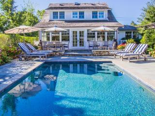 CHAP2 - Edgartown Luxury Compound, Main and Guest Cottage, Pool, In Town - Edgartown vacation rentals