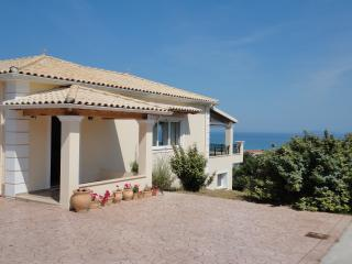Gem Rosa 3 bedroom villa with a lovely sea-view - Agios Stefanos vacation rentals