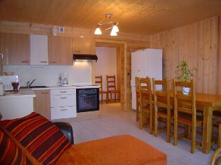 3 bedroom Apartment with Internet Access in Saint Jean d'Aulps - Saint Jean d'Aulps vacation rentals