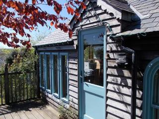 Charming Cabin with Deck and Internet Access - Porkellis vacation rentals