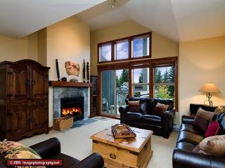 Treeline 7 - 3 bed Upper Village ski-in townhome - Whistler vacation rentals