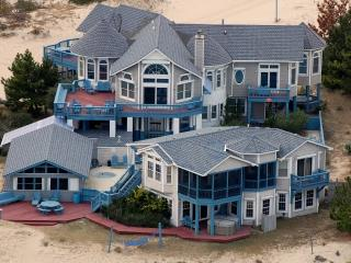 OBX Oceanfront Estate /3 buildings on 3 acres!!! - Corolla vacation rentals