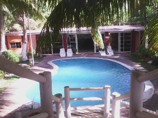 Oceanfront beach property for rent - Santa Maria Mizata vacation rentals