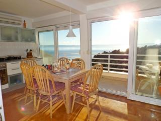 Great Apartment With Panoramic View !! - Baška vacation rentals