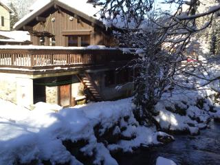 Nice Chalet with Internet Access and Central Heating - Vallorcine vacation rentals