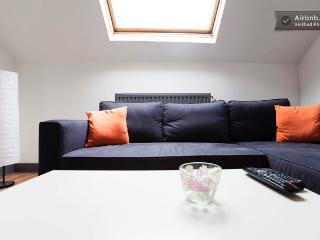 Quiet Duplex in trending area - Etterbeek vacation rentals