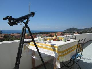 Beautiful apartment overlooking the sea - Santa Maria di Castellabate vacation rentals