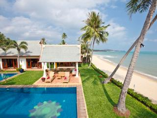 Spacious Villa with Internet Access and Water Views - Koh Samui vacation rentals
