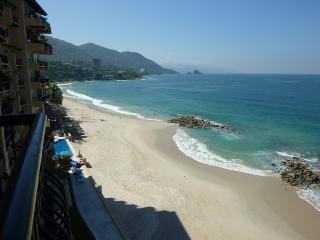 Stunning Luxury Beachfront - on South Shore - Puerto Vallarta vacation rentals