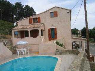 Villa avec piscine près des Aiguilles de Bavella - Solaro vacation rentals