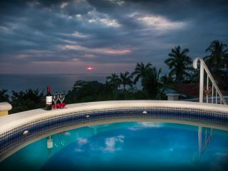 Incredible 270° Ocean Views Pool & Rooftop Jacuzzi - Manuel Antonio National Park vacation rentals