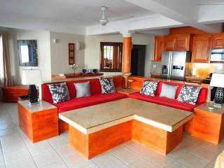 Casa Redonda 4 bedroom Luxury Oceanfront Villa - San Pedro vacation rentals