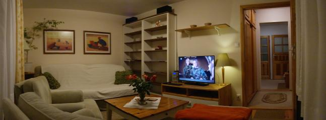 First floor apartment with a balcony - Gdynia vacation rentals