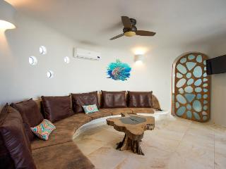 Amazing, brand-new seafront luxury suite w/ shared pool, beach access - Placencia vacation rentals