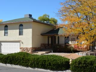 Sandia Foothills Home  Mountain and Sunset Views! - Albuquerque vacation rentals