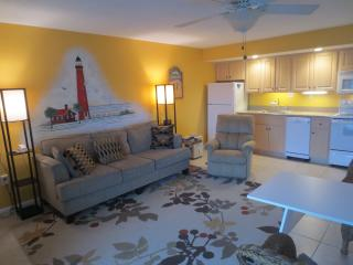 Studio Condo across from Beach - New Smyrna Beach vacation rentals