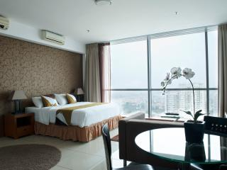 Citylofts Sudirman Penthouse Studio - Jakarta vacation rentals