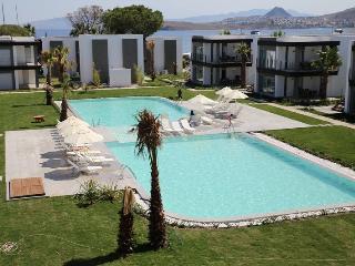 253-5 Bedroomed Luxury Summer Beach Villa Ortakent - Ortakent vacation rentals