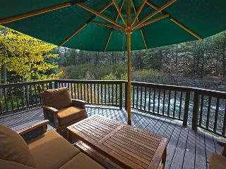 3 BR Riverfront Retreat w/ Hot Tub, Minutes to Squaw - Olympic Valley vacation rentals