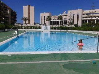 NICE 3 BEDROOM APARTMENT IN FRONT OF THE BEACH - Arona vacation rentals