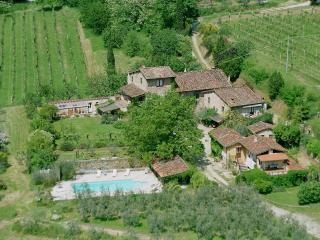 Molino le Gualchiere - 5 charming apts - Loro Ciuffenna vacation rentals