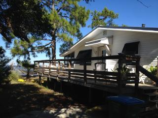 Charming Bayfront Cottage Dock WiFi Porch - Saint George Island vacation rentals