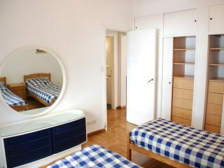 Fully Furnished balcony apartment, 3bdr. 4 beds - Buenos Aires vacation rentals