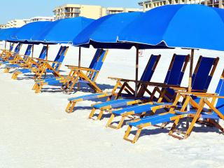 "'Surf Dweller Unit 212"" Gulf Front! Large Unit with direct gulf views!! - Fort Walton Beach vacation rentals"