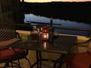 Amazing Lake Travis and Sunset Views from Balcony - Lago Vista vacation rentals