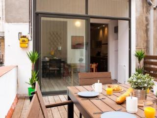 Gracia Terrace - Barcelona vacation rentals