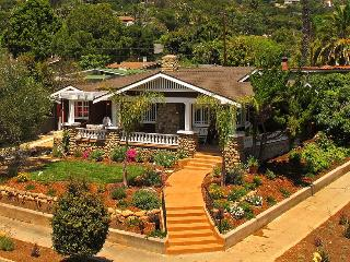 Bright 2 bedroom House in Santa Barbara - Santa Barbara vacation rentals