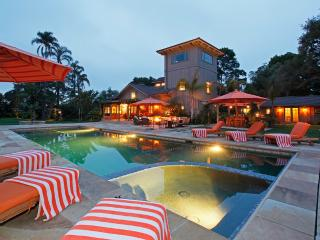 Perfect 6 bedroom House in Montecito with Deck - Montecito vacation rentals