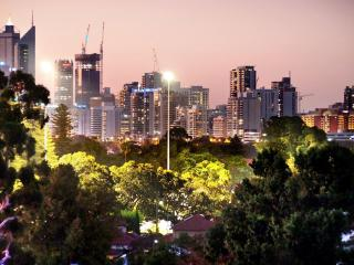 Skyline views from the Eagles Nest - Victoria Park vacation rentals