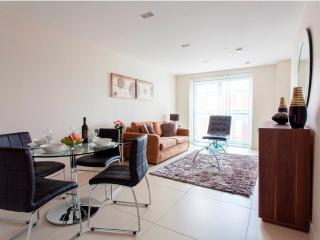 Neutral décor & Spacious MoLi Bezier 1 bedroom Apt - London vacation rentals