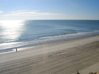 Sunny Cheerful Oceanfront Property@Brigadune-Shore Drive Myrtle Beach SC #8E - Myrtle Beach - Grand Strand Area vacation rentals