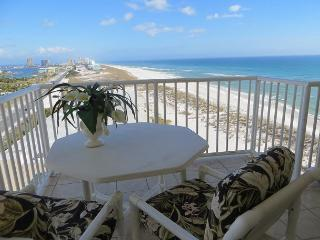 6th floor Sans Souci 2 bedroom - fabulous views! - Pensacola Beach vacation rentals