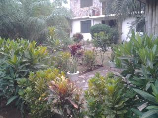 Ideal Garden Flat with vegan cafe: for 1-5 guests - Accra vacation rentals