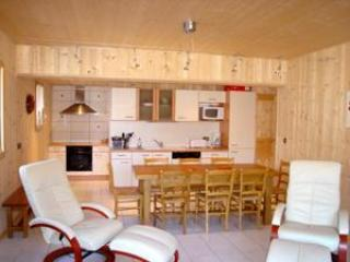 Nice Condo with Internet Access and Garden - Saint Jean d'Aulps vacation rentals