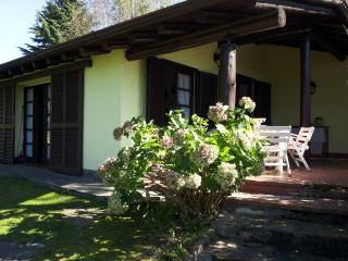 Nice Villa with Deck and Freezer - Castelletto sopra Ticino vacation rentals