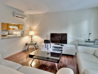 FURNISHED APARTMENT IN DOWNTOWN MONTREAL - 2BR - Montreal vacation rentals