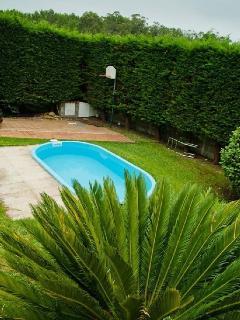 Beautiful House with Garden and Iron - Santa Uxia de Ribeira vacation rentals