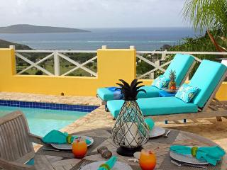 Abandon shoes for flip-flops at romantic Caribe - Teague Bay vacation rentals