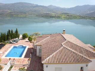 Villa La Viñuela/ Málaga 101487 - Lake Vinuela vacation rentals
