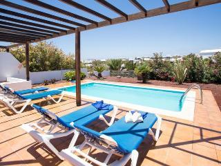 Villa in Las Coloradas, Lanzarote 101490 - Yaiza vacation rentals